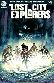 The Lost City Explorers #4