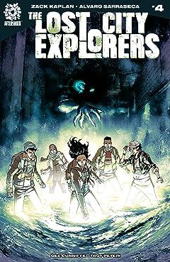 The Lost City Explorers #4