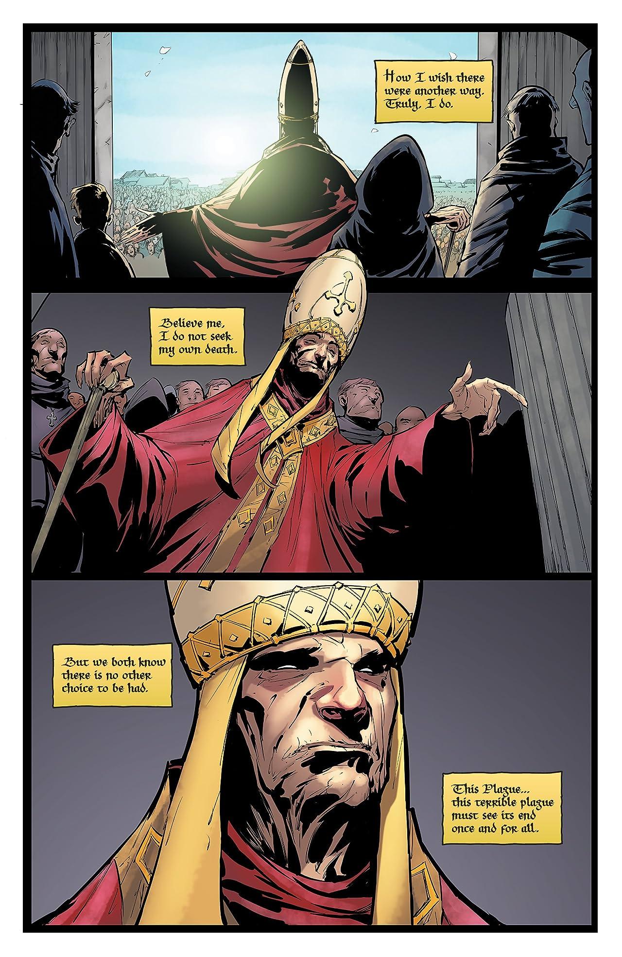 Pestilence: A Story of Satan #5
