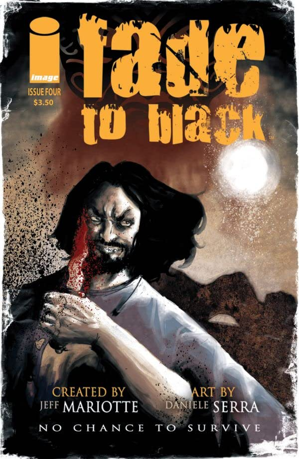 Fade To Black #4 (of 5)