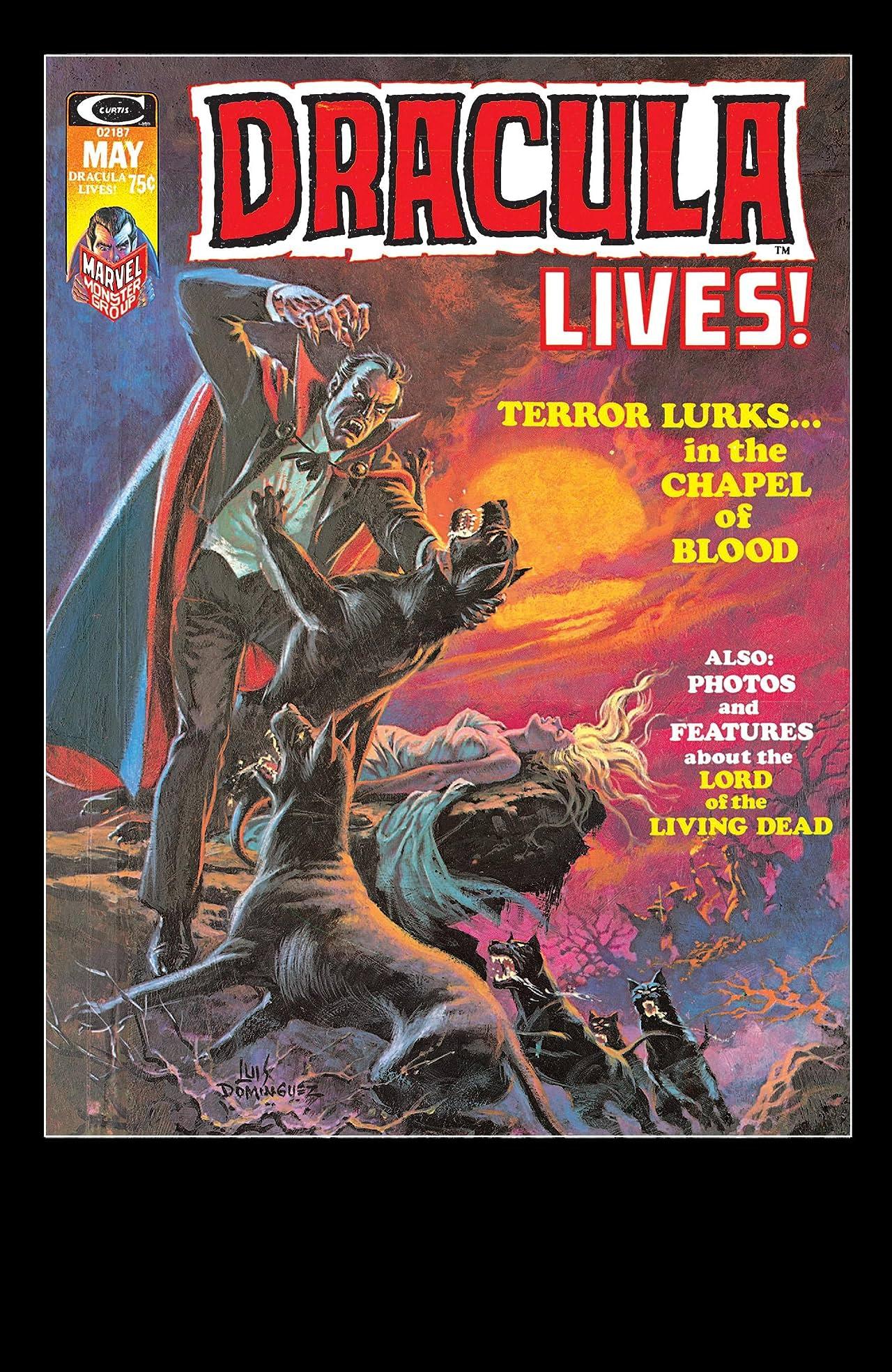 Dracula Lives! (1973-1975) #6