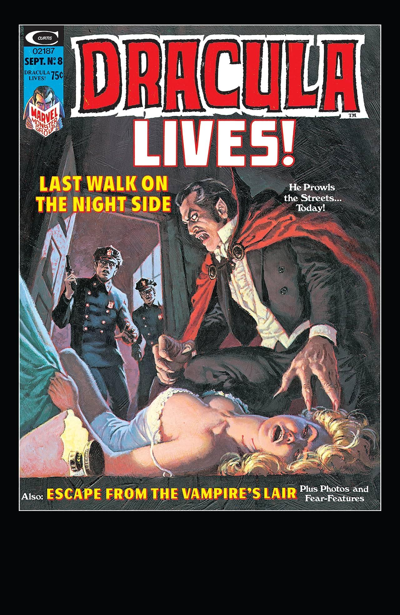Dracula Lives! (1973-1975) #8
