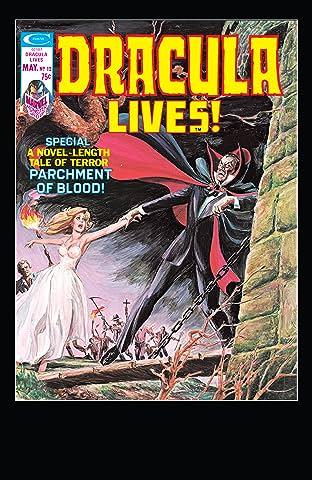 Dracula Lives! (1973-1975) #12