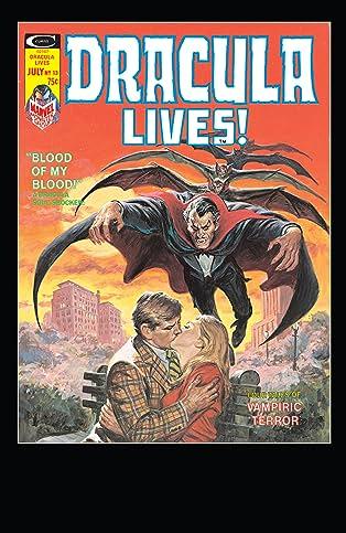 Dracula Lives! (1973-1975) #13