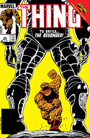 The Thing (1983-1986) #30