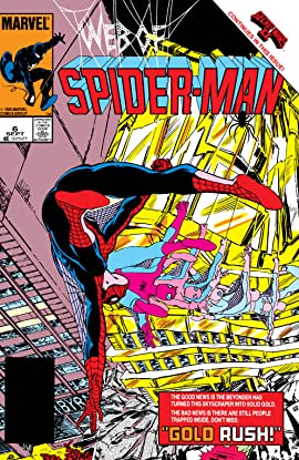 Web of Spider-Man (1985-1995) #6