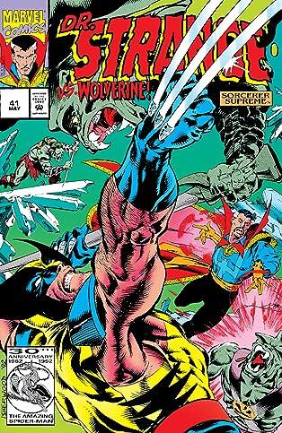 Doctor Strange: Sorcerer Supreme (1988-1996) #41