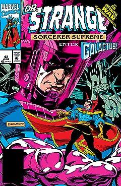 Doctor Strange: Sorcerer Supreme (1988-1996) #42