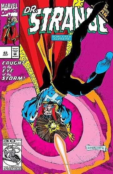 Doctor Strange: Sorcerer Supreme (1988-1996) #43