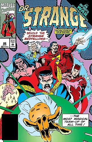 Doctor Strange: Sorcerer Supreme (1988-1996) #46