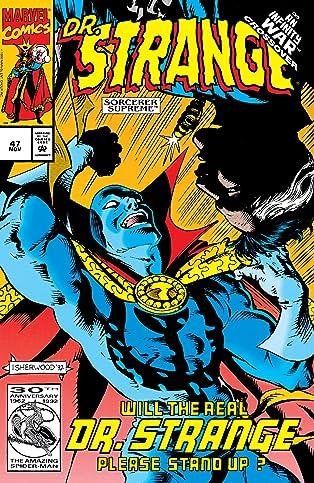 Doctor Strange: Sorcerer Supreme (1988-1996) #47
