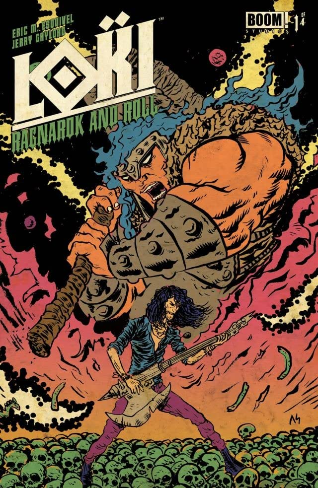 Loki: Ragnarok and Roll #1 (of 4)
