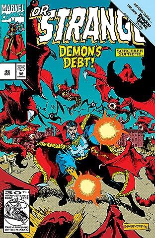 Doctor Strange: Sorcerer Supreme (1988-1996) #48