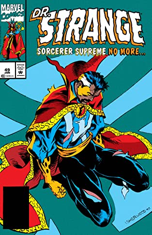 Doctor Strange: Sorcerer Supreme (1988-1996) #49