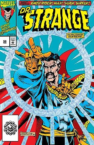 Doctor Strange: Sorcerer Supreme (1988-1996) #50
