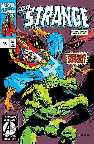 Doctor Strange: Sorcerer Supreme (1988-1996) #51