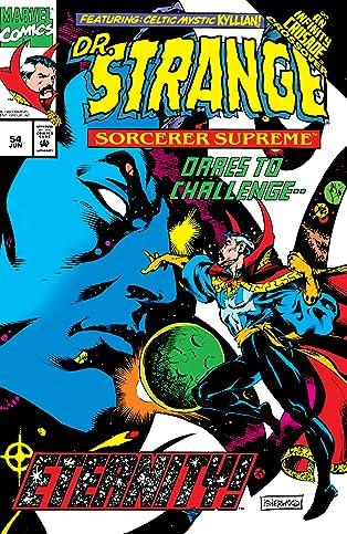 Doctor Strange: Sorcerer Supreme (1988-1996) #54