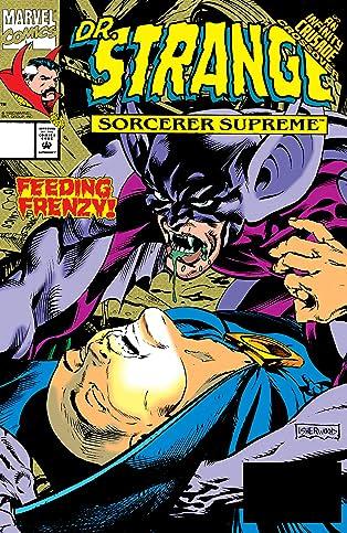 Doctor Strange: Sorcerer Supreme (1988-1996) #56