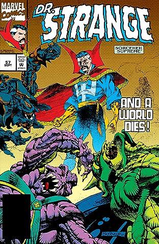 Doctor Strange: Sorcerer Supreme (1988-1996) #57