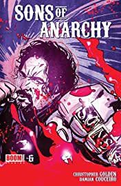 Sons of Anarchy #6 (of 6)