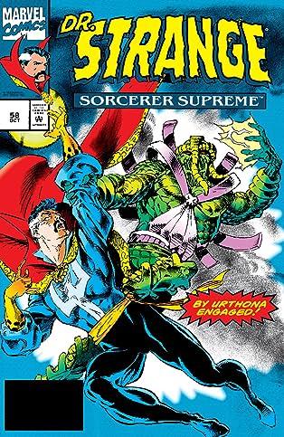Doctor Strange: Sorcerer Supreme (1988-1996) #58