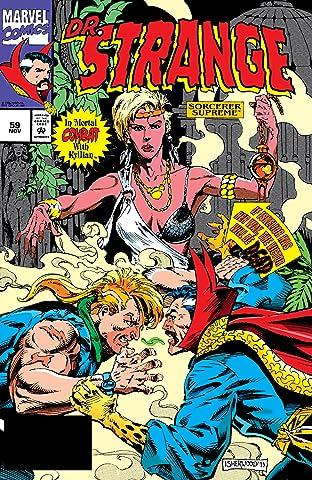Doctor Strange: Sorcerer Supreme (1988-1996) #59
