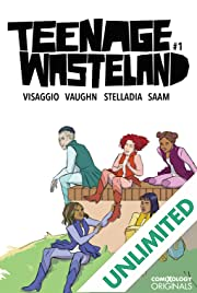 Teenage Wasteland (comiXology Originals) #1 (of 5)