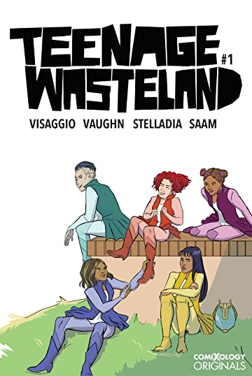 Teenage Wasteland (comiXology Originals) No.1 (sur 5)
