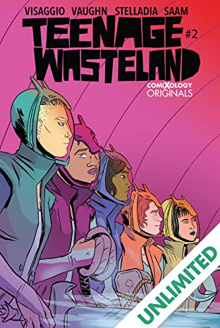 Teenage Wasteland (comiXology Originals) #2 (of 5)