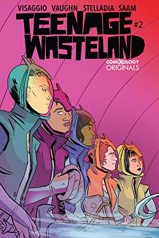 Teenage Wasteland (comiXology Originals) No.2 (sur 5)