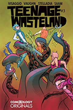 Teenage Wasteland (comiXology Originals) #3 (of 5)