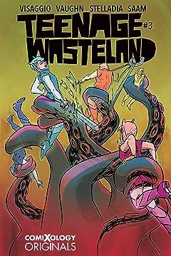 Teenage Wasteland (comiXology Originals) No.3 (sur 5)
