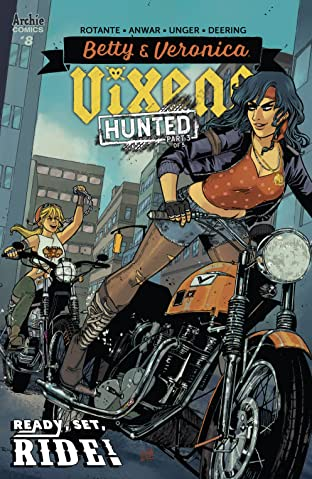 Betty & Veronica Vixens #8