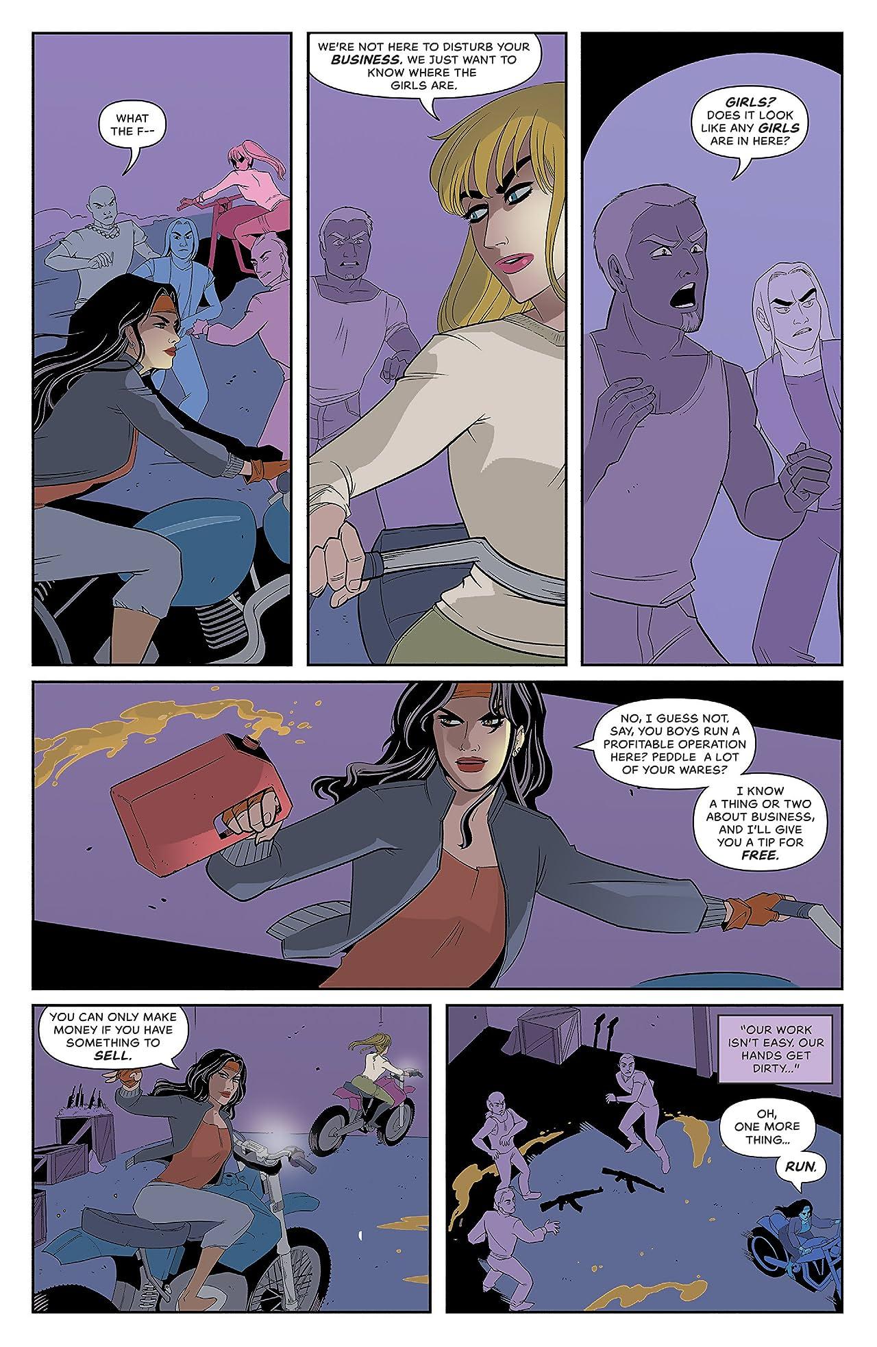 Betty & Veronica Vixens #8