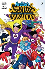 Archie's SuperTeens vs Crusaders #2