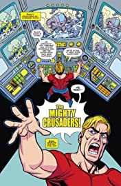 Archie's SuperTeens vs Crusaders #2