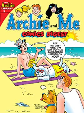 Archie and Me Comics Digest #9