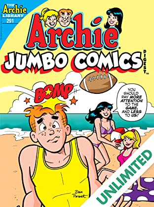 Archie Comics Double Digest #291