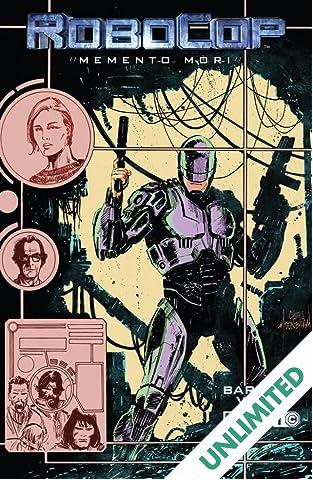 RoboCop: Memento Mori