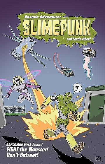 Cosmic Adventurer Slimepunk #1