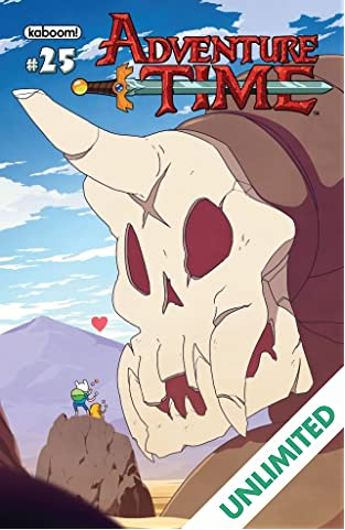 Adventure Time #25