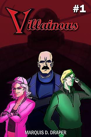 Villainous #1