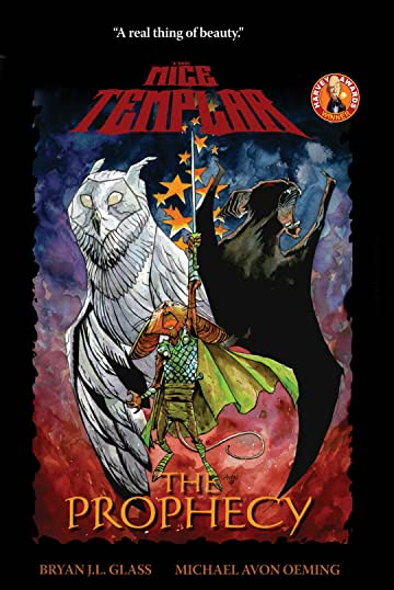 The Mice Templar Vol. 1: Prophecy (2018)