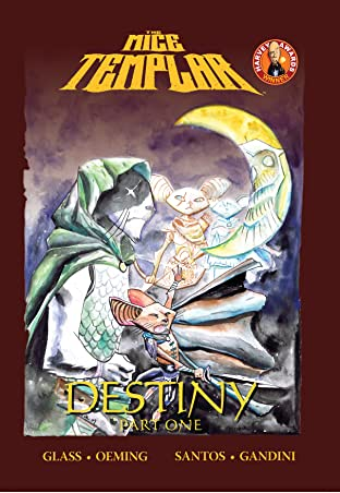The Mice Templar Vol. 2: Destiny Part 1 (2018)