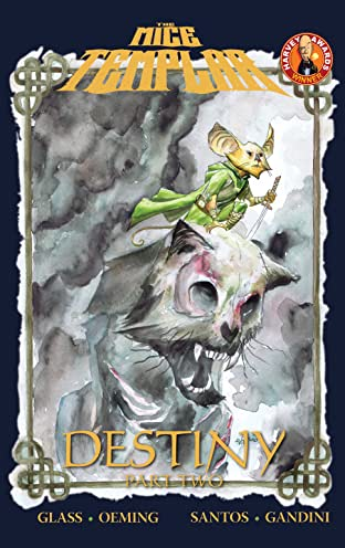 The Mice Templar Vol. 2: Destiny Part 2 (2018)