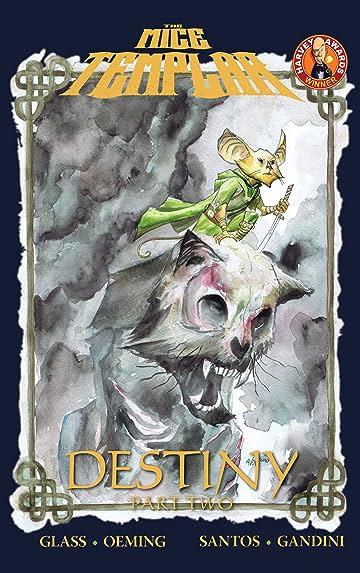 The Mice Templar Vol. 2: Destiny Part 2 (2018)