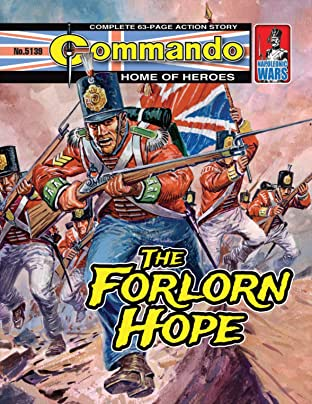 Commando No.5139: The Forlorn Hope