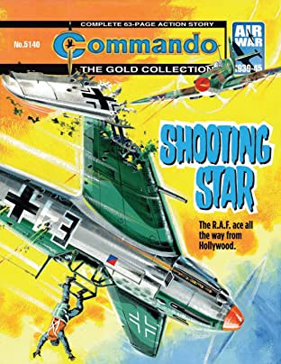Commando #5140: Shooting Star