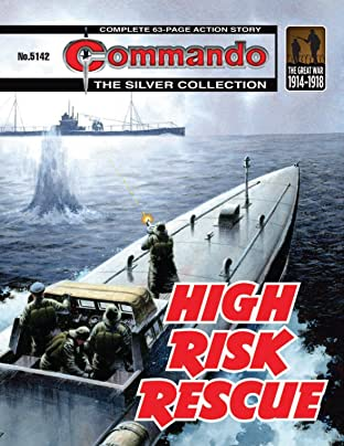 Commando #5142: High Risk Rescue