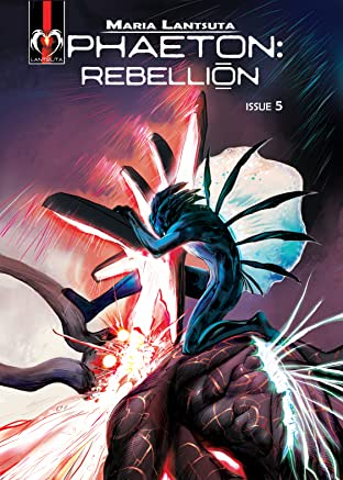 Phaeton: Rebellion #5